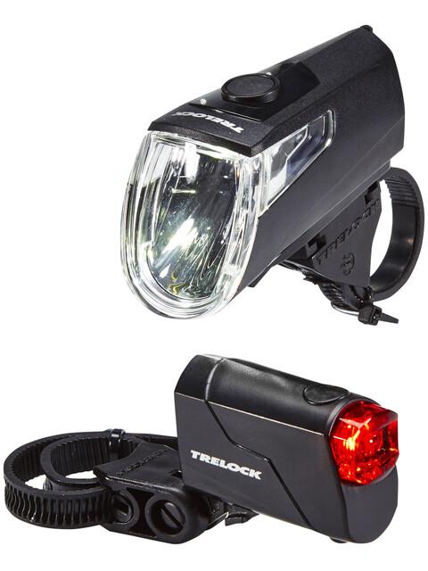 Trelock LS 360 I-GO ECO+LS 720 REEGO - Kit éclairage vélo - noir